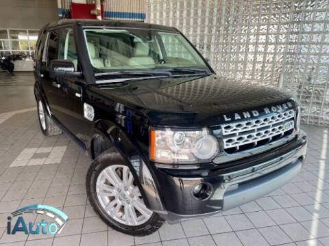2012 Land Rover LR4 for sale at iAuto in Cincinnati OH