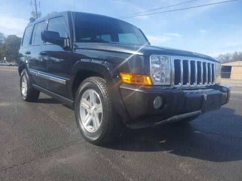 2010 Jeep Commander for sale at Thornhill Motor Company in Lake Worth TX