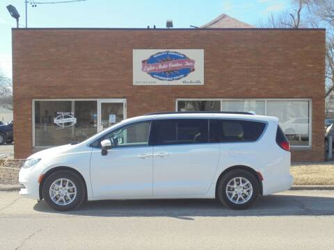 2020 Chrysler Voyager for sale at Eyler Auto Center Inc. in Rushville IL