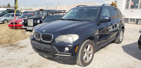 2009 BMW X5 for sale at EHE Auto Sales in Marine City MI