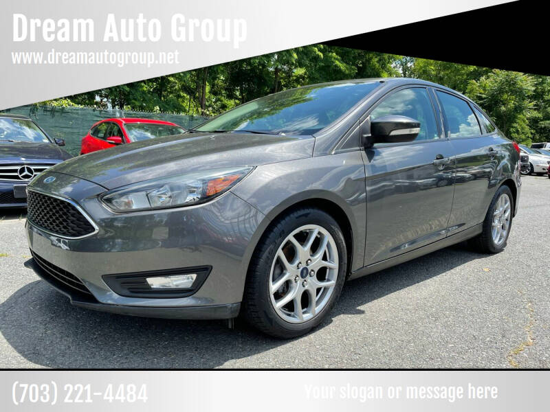 2015 Ford Focus for sale in Dumfries, VA