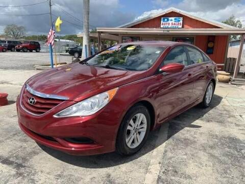 2011 Hyundai Sonata for sale at D&S Auto Sales, Inc in Melbourne FL