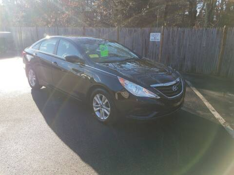 2011 Hyundai Sonata for sale at Suburban Auto Technicians in Walpole MA