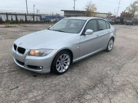 2011 BMW 3 Series for sale at Eddie's Auto Sales in Jeffersonville IN