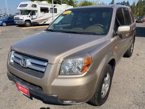 2007 Honda Pilot for sale at Autos Only Burien in Burien WA