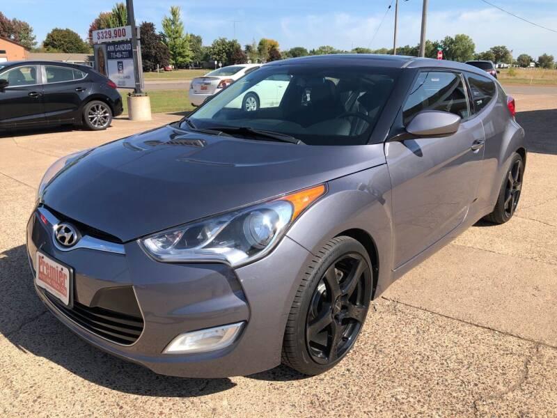 2012 Hyundai Veloster for sale at Premier Auto & Truck in Chippewa Falls WI