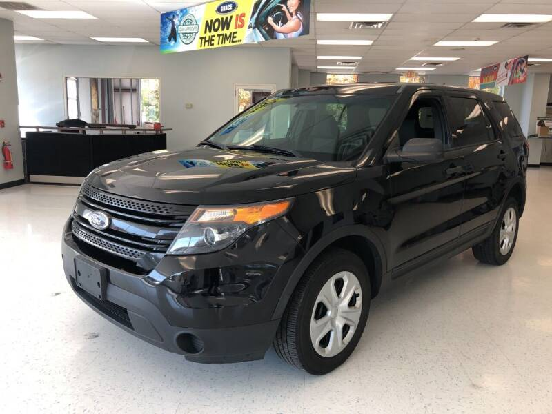 2013 Ford Explorer AWD Police Interceptor 4dr SUV - Phillipston MA