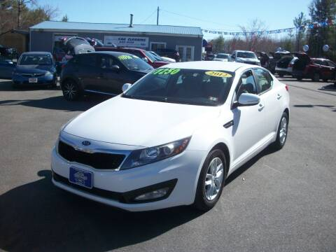 2012 Kia Optima for sale at Auto Images Auto Sales LLC in Rochester NH