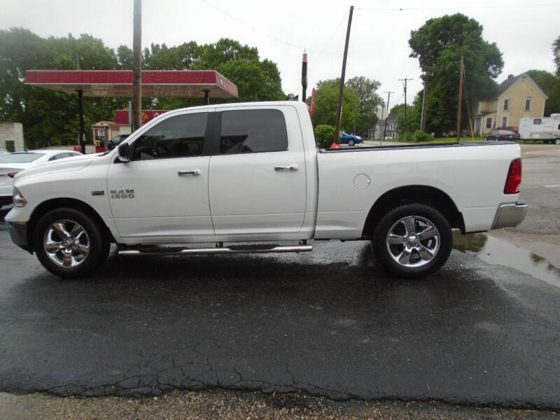 2018 RAM Ram Pickup 1500 for sale at Nelson Auto Sales in Toulon IL