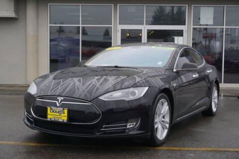 2013 Tesla Model S for sale at Jeremy Sells Hyundai in Edmunds WA