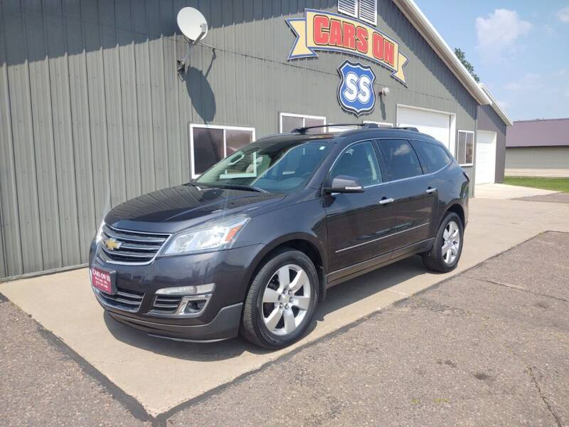2014 Chevrolet Traverse for sale at CARS ON SS in Rice Lake WI