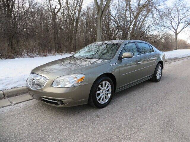 2010 Buick Lucerne for sale at EZ Motorcars in West Allis WI