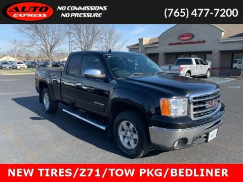 2013 GMC Sierra 1500 for sale at Auto Express in Lafayette IN