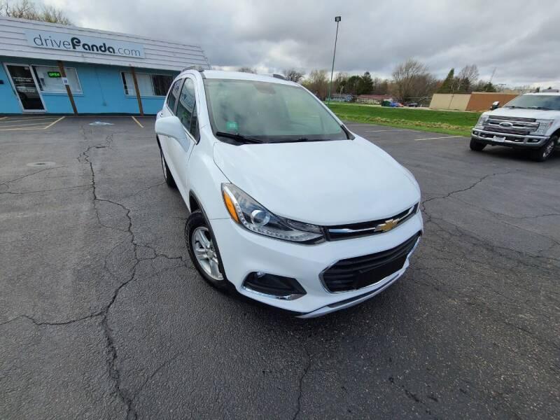 2017 Chevrolet Trax for sale at DrivePanda.com in Dekalb IL