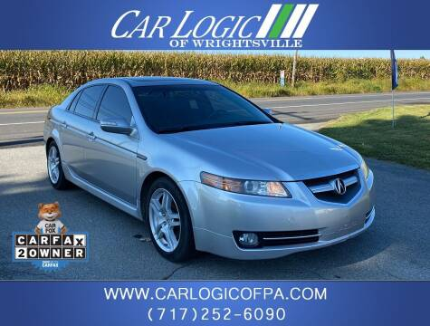 2008 Acura TL for sale at Car Logic in Wrightsville PA