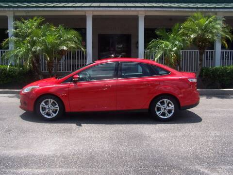 2014 Ford Focus for sale at Thomas Auto Mart Inc in Dade City FL
