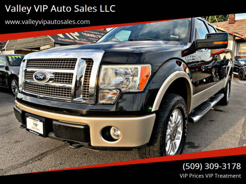 2010 Ford F-150 for sale at Valley VIP Auto Sales LLC - Valley VIP Auto Sales - E Sprague in Spokane Valley WA