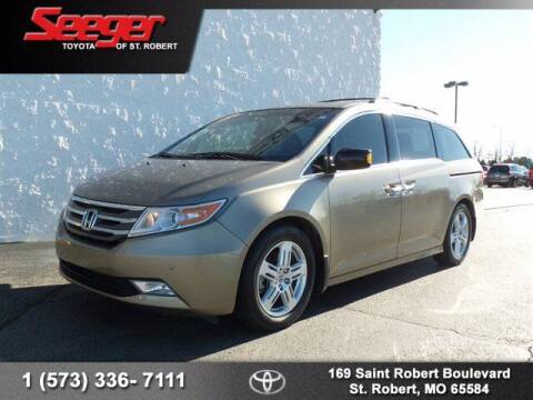2011 Honda Odyssey for sale at SEEGER TOYOTA OF ST ROBERT in St Robert MO
