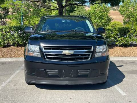 2011 Chevrolet Tahoe Hybrid for sale at CARFORNIA SOLUTIONS in Hayward CA