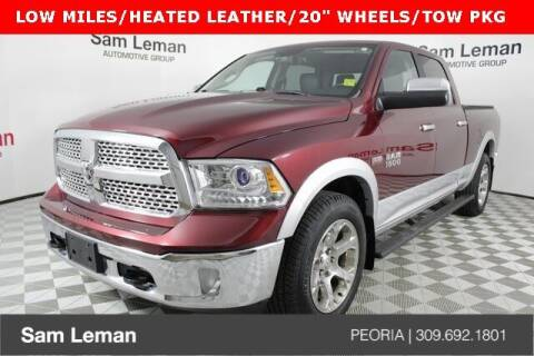 2018 RAM Ram Pickup 1500 for sale at Sam Leman Chrysler Jeep Dodge of Peoria in Peoria IL