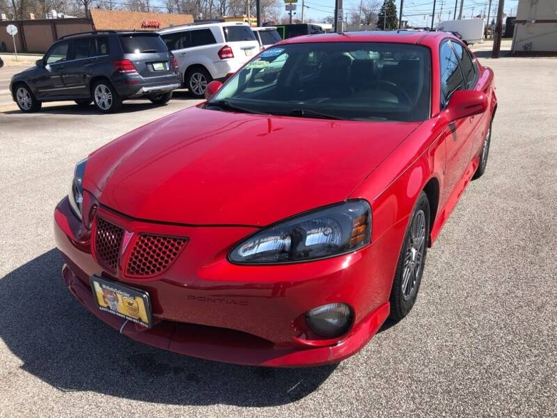 2007 Pontiac Grand Prix for sale at MR Auto Sales Inc. in Eastlake OH
