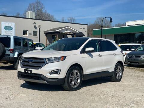 2016 Ford Edge for sale at DAB Auto World & Leasing in Wake Forest NC