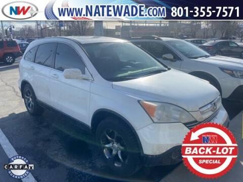 2009 Honda CR-V for sale at NATE WADE SUBARU in Salt Lake City UT