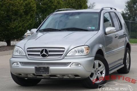2005 Mercedes-Benz M-Class for sale at Prestige Trade Inc in Philadelphia PA