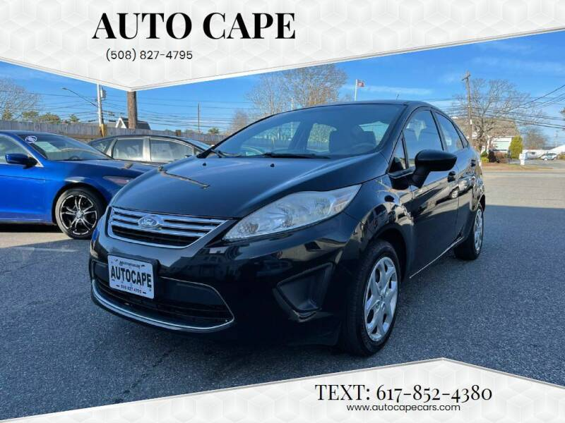2012 Ford Fiesta for sale at Auto Cape in Hyannis MA