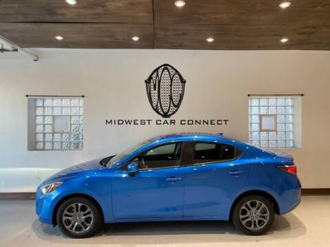 2019 Toyota Yaris for sale at Midwest Car Connect in Villa Park IL