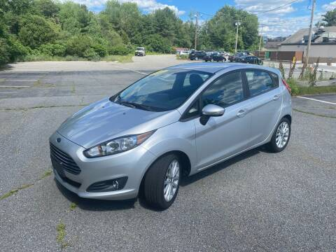 2014 Ford Fiesta for sale at Westford Auto Sales in Westford MA