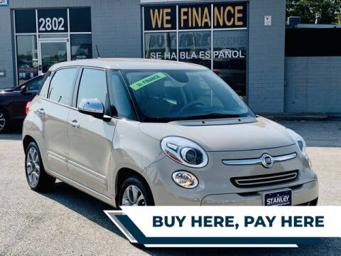 2014 FIAT 500L for sale at Stanley Direct Auto in Mesquite TX