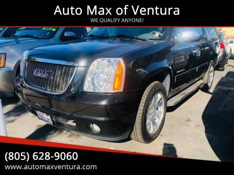 2013 GMC Yukon XL for sale at Auto Max of Ventura in Ventura CA