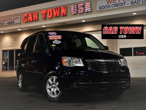2012 Chrysler Town and Country for sale at Car Town USA in Attleboro MA