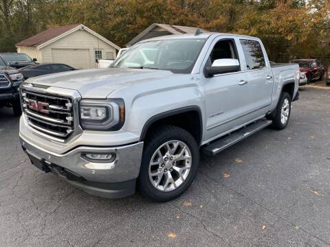 2016 GMC Sierra 1500 for sale at Lux Auto in Lawrenceville GA