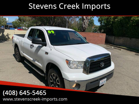 2009 Toyota Tundra for sale at Stevens Creek Imports in San Jose CA