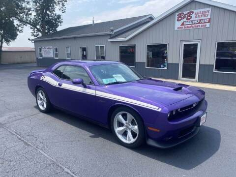 2019 Dodge Challenger for sale at B & B Auto Sales in Brookings SD