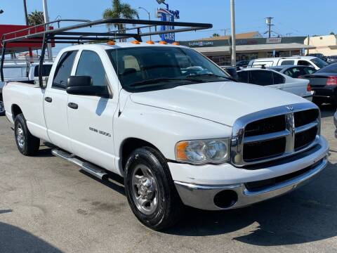 2004 Dodge Ram Pickup 3500 for sale at North County Auto in Oceanside CA