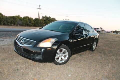 2008 Nissan Altima for sale at Elite Car Care & Sales in Spicewood TX