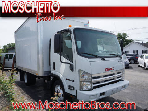 2008 GMC W4500 for sale at Moschetto Bros. Inc in Methuen MA