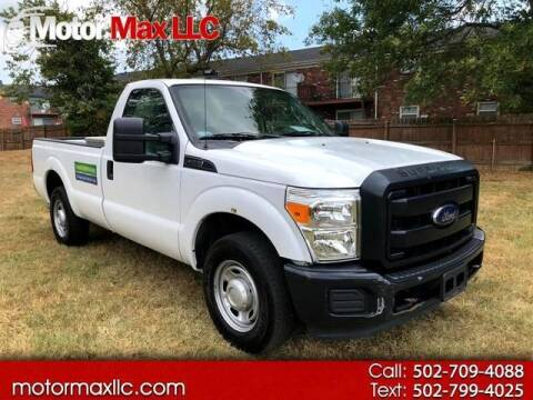2013 Ford F-250 Super Duty for sale at Motor Max Llc in Louisville KY