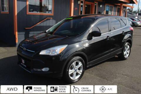 2013 Ford Escape for sale at Sabeti Motors in Tacoma WA