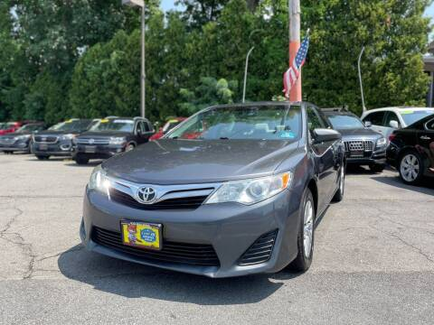 2013 Toyota Camry for sale at Bloomingdale Auto Group in Bloomingdale NJ