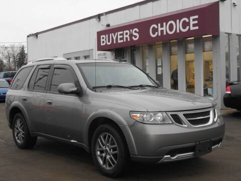 2007 Saab 9-7X for sale at Buyers Choice Auto Sales in Bedford OH