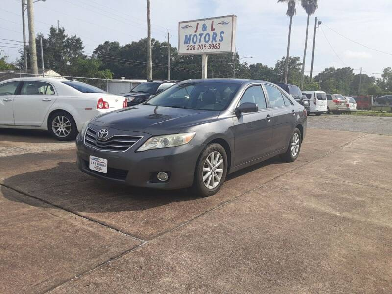2011 Toyota Camry for sale at J & L Motors in Pascagoula MS