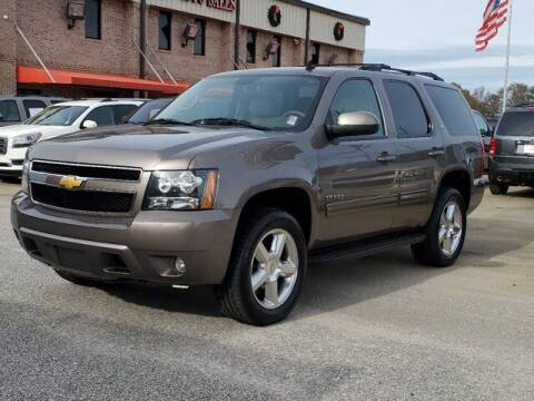 2013 Chevrolet Tahoe for sale at Best Auto Sales LLC in Auburn AL