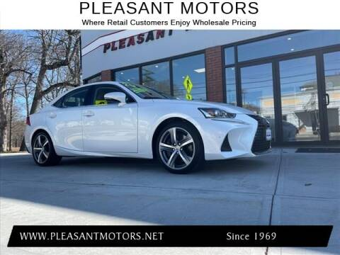 2020 Lexus IS 300 for sale at Pleasant Motors in New Bedford MA