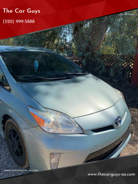 2013 Toyota Prius for sale at The Car Guys in Tucson AZ