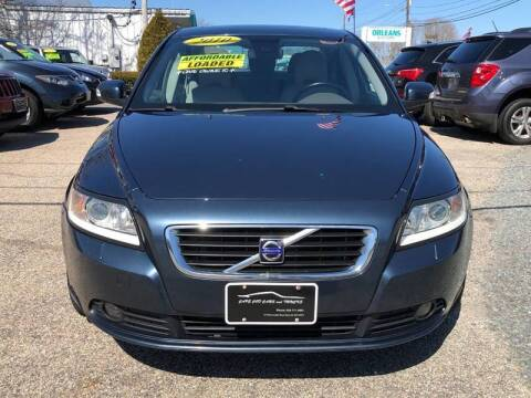 2010 Volvo S40 for sale at Cape Cod Cars & Trucks in Hyannis MA