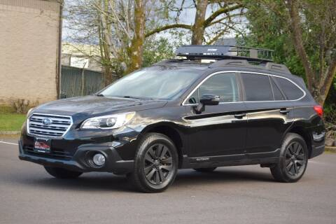 2016 Subaru Outback for sale at Beaverton Auto Wholesale LLC in Aloha OR